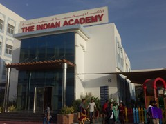 Camp at The Indian Academy School